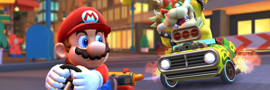 Mario Kart Tour among Most Downloaded App Store Games