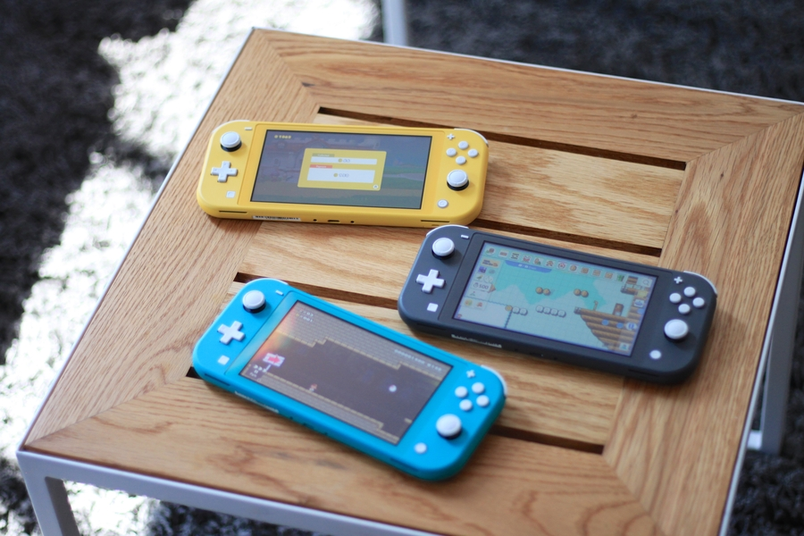 Switch Lite is the best portable device Nintendo has made