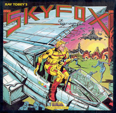 Skyfox (USA, Europe)