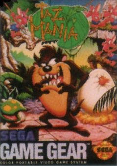 Taz-Mania - The Search For The Lost Seabirds