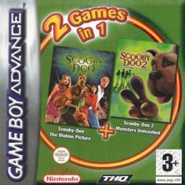 2 In 1 Scooby Doo Scooby Doo 2 Rom Gba Download Emulator Games