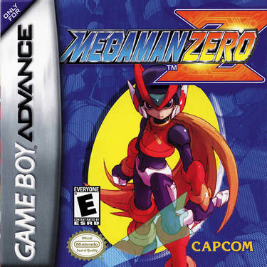 Megaman Zero ROM - GBA Download - Emulator Games