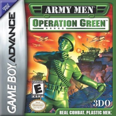 Army Men - Operation Green