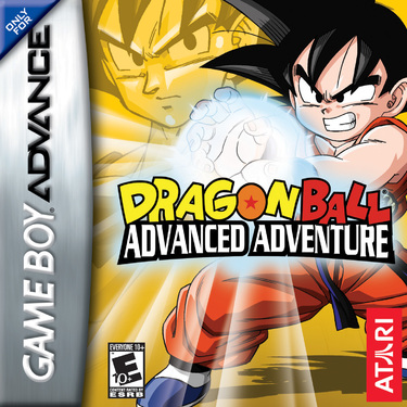Dragonball - Advanced Adventure