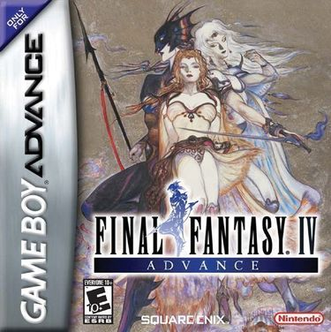 Final Fantasy 4 Advance Rom Gba Download Emulator Games