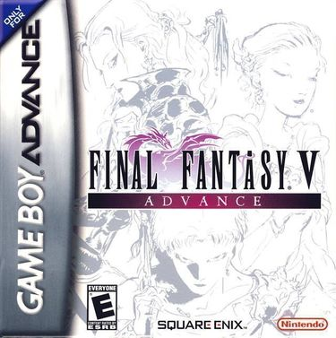 Final Fantasy 5 Advance Rom Gba Download Emulator Games