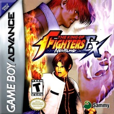 King Of Fighters EX, The - NeoBlood
