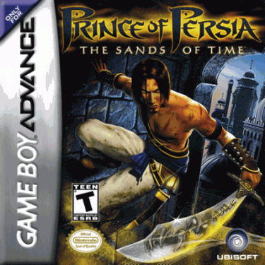 Prince Of Persia The Sands Of Time Rom Gba Download Emulator