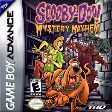 Scooby Doo Mystery Mayhem Rom Gba Download Emulator Games