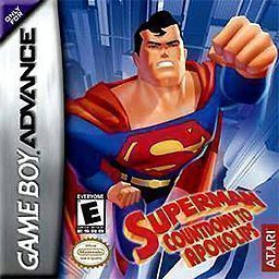 Superman Countdown To Apokolips Rom Gba Download Emulator Games