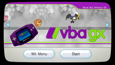 Visual Boy Advance GX 2.3.6