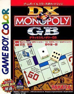 DX Monopoly GB