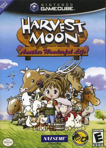 Harvest Moon Another Wonderful Life