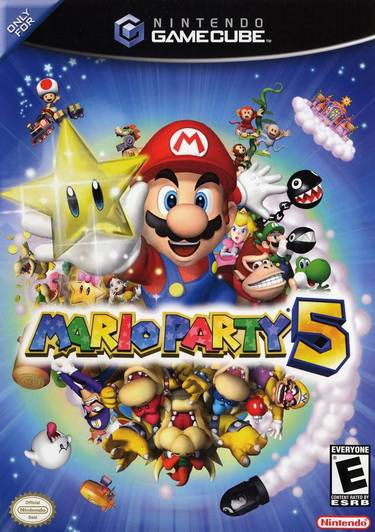 Mario Party 5 ROM - GameCube Download - Emulator Games