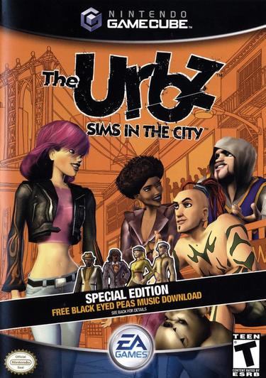 Urbz The Sims In The City
