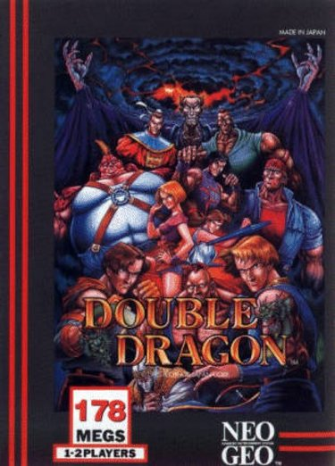Double Dragon Rom Neo Geo Download Emulator Games
