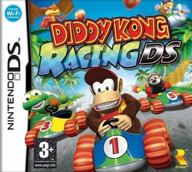 Diddy Kong Racing DS (Supremacy)