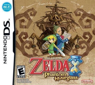Legend Of Zelda - Phantom Hourglass, The