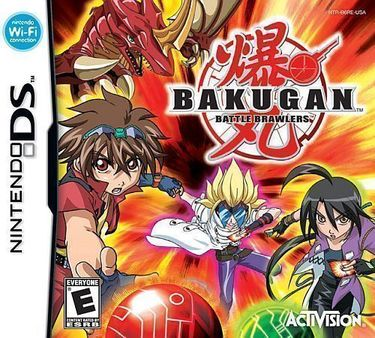 Bakugan - Battle Brawlers (US)