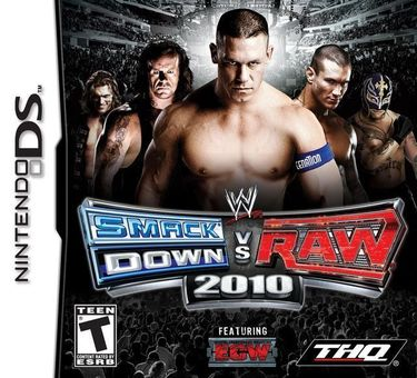 WWE SmackDown Vs Raw 2010 Featuring ECW