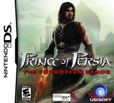 Prince Of Persia The Forgotten Sands Rom Nds Download Emulator Games