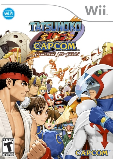Tatsunoko Vs. Capcom- Ultimate All-Stars