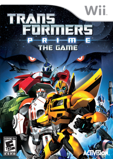 Transformers Prime - The Game