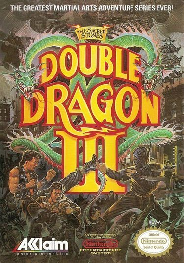 Double Dragon 3 The Sacred Stones Rom Nes Download Emulator