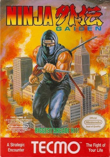 Ninja Gaiden Rom Nes Download Emulator Games