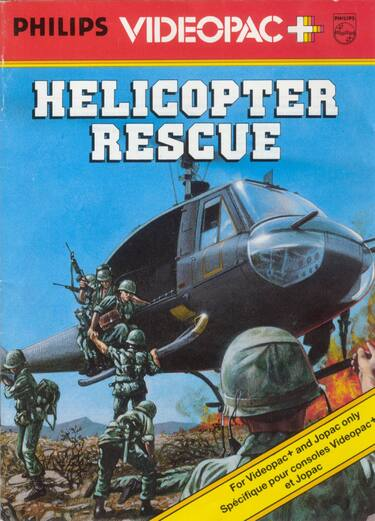 Helicopter Rescue (Europe)