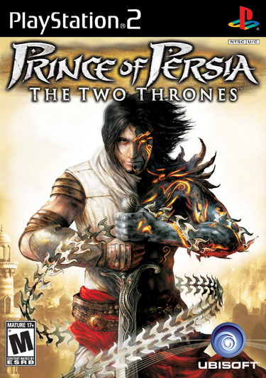 Prince Of Persia The Two Thrones Rom Playstation 2 Download Emulator Games