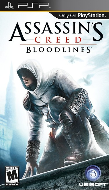 Assassin S Creed Bloodlines Rom Psp Download Emulator Games