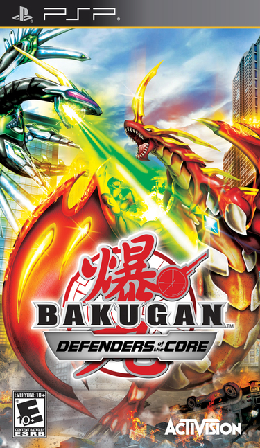 Bakugan Battle Brawlers - Defenders Of The Core