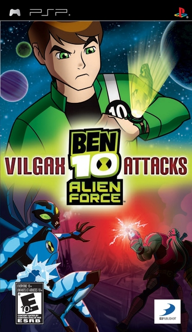 Ben 10 - Alien Force - Vilgax Attacks
