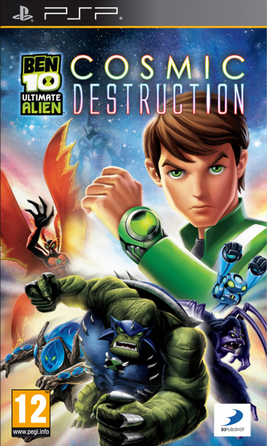 ben 10 ultimate alien cosmic destruction free games