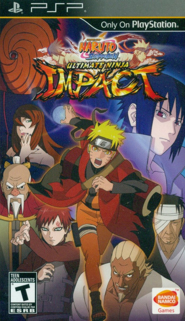 Naruto Shippuden Ultimate Ninja Impact Rom Psp Download