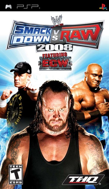 WWE SmackDown Vs. RAW 2008 Featuring ECW