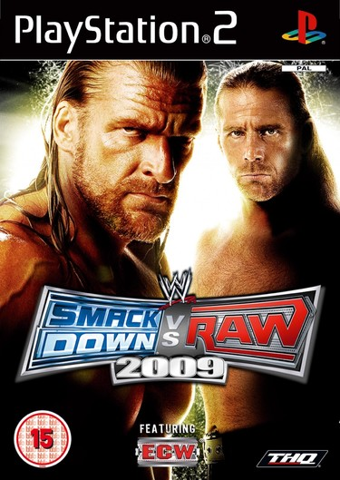WWE SmackDown Vs. RAW 2009 Featuring ECW
