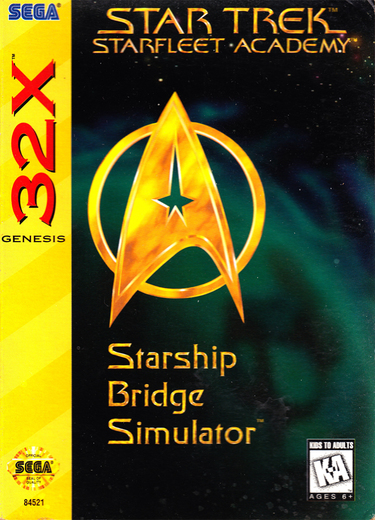 Star Trek - Starfleet Academy Bridge Simulator