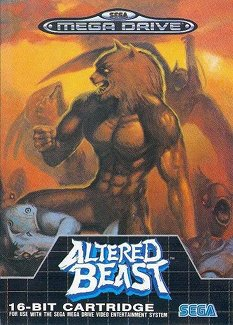 Altered Beast (USA, Europe)