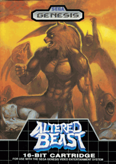 Altered Beast (JU) (REV 01)