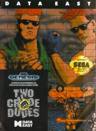 Two Crude Dudes (T-13026) [R-USA]