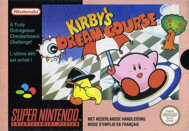 Kirby's Dream Course .zst