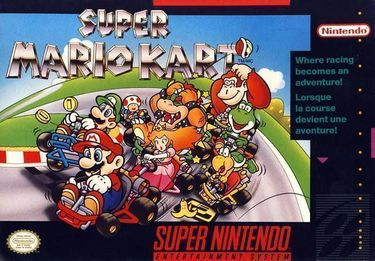 Super Mario Kart ROM - SNES Download - Emulator Games