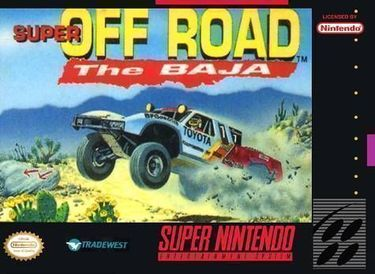 Super Off Road - The Baja