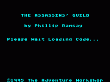 Assassin's Guild, The (1995)(The Adventure Workshop)(Part 2 Of 4)[128K]